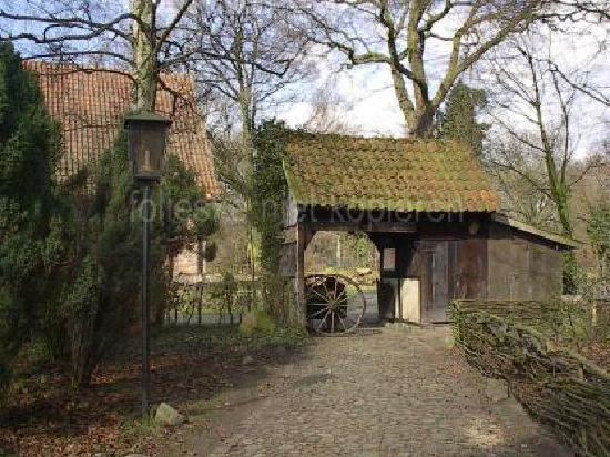 Mühlenhof-Freilichtmuseum: göpel