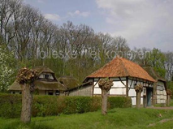 Niederrheinisches Freilichtmuseum: rural view
