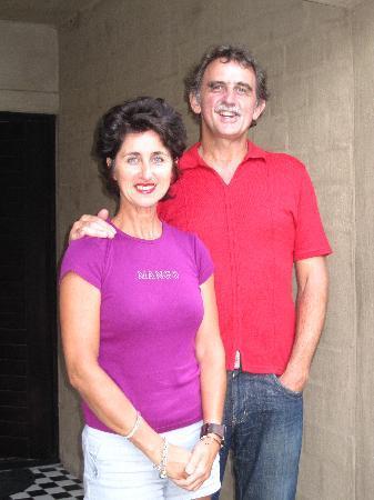 Gap Lodge: Die sensationellen Gastgeber Linda und Le Roi ,- Danke für alles