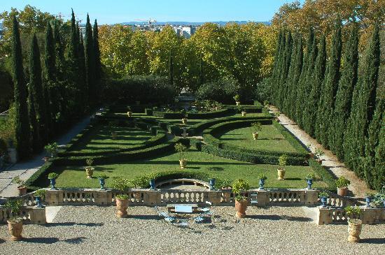 Le jardin la fran aise photo de ch teau de flaugergues for Jardin 0 la fran9aise