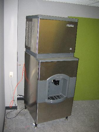 Days Inn Cranbrook: Ice machine