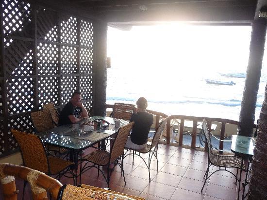 Thalatta Resort: resto en bord de mer