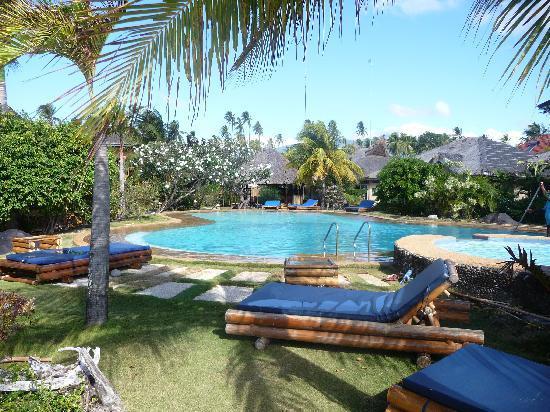 Thalatta Resort: piscine