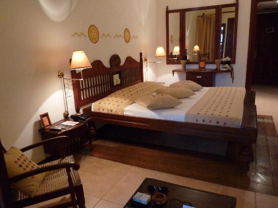 Amaya Hills Kandy: la chambre 9 le soir