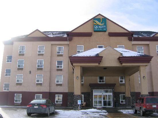 Quality Inn & Suites: Quality Inn Lethbridge
