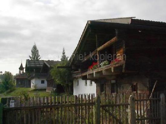 Museumsdorf Bayerischer Wald: panorama