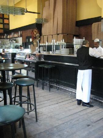 Maison Thomas : Das Restaurant