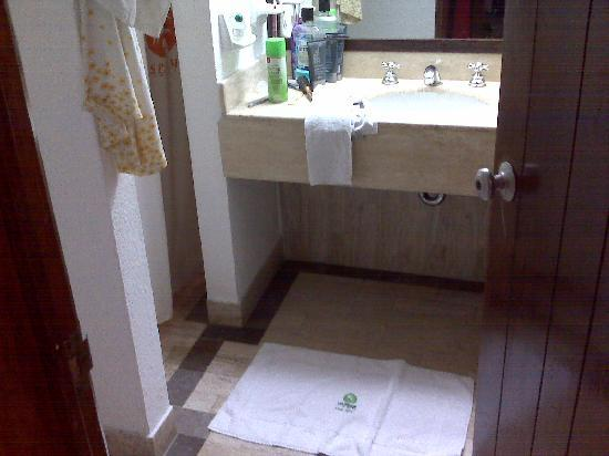 Las Palmas by the Sea: bathroom - shower only