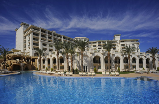 Stella Di Mare Beach Hotel & Spa: Main Building