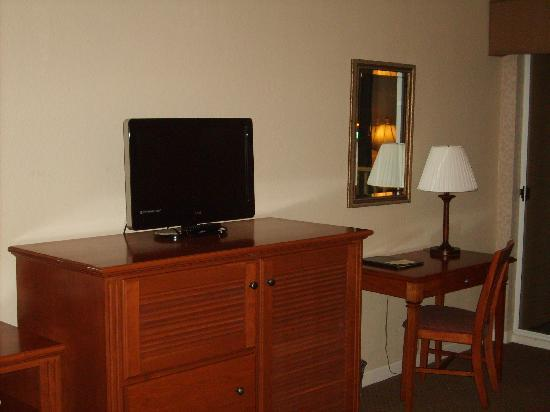 Avenue Inn & Spa: Room 323 Great TV!