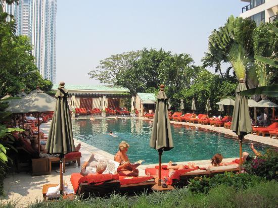 Mandarin Oriental, Bangkok: Pool