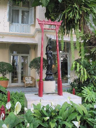 Mandarin Oriental, Bangkok: Garden view