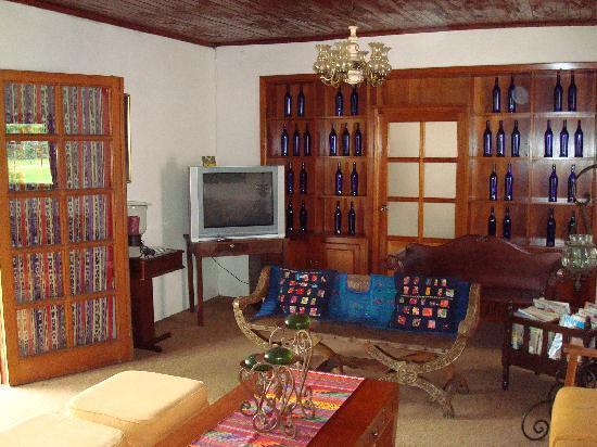 Hotel Casa Duranta: sala