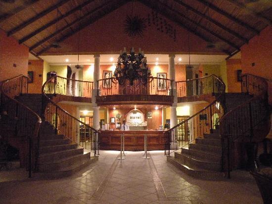 Palma Real Beach Resort & Villas: le desk