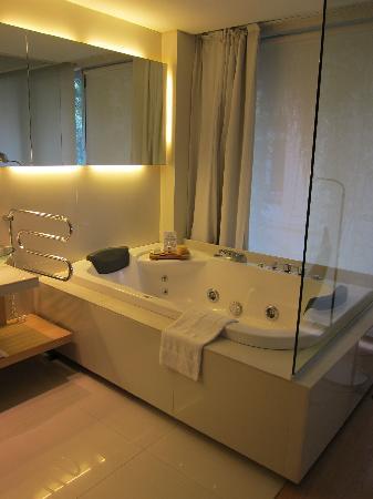 Casa Calma Hotel: Jacuzzi