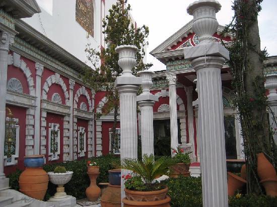 Club Hotel Sera: weiteres Restaurant (außen)