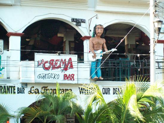 Dreams Huatulco Resort & Spa: great pizza