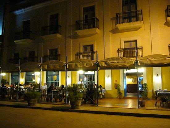 restaurante El Templete