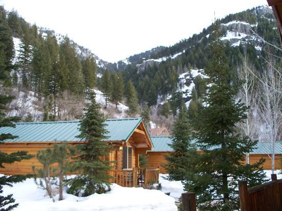 Alaskan Inn: nice setting