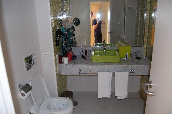 Vincci Tenerife Golf Hotel: bath