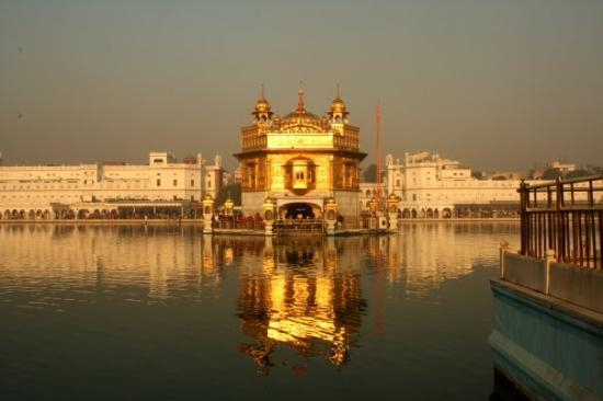 Amritsar (golden temple)