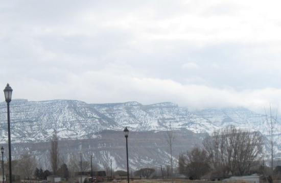 Part of the Grand Mesa