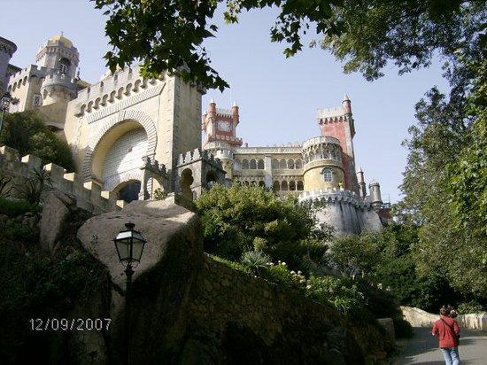 Palais National de Pena Photo