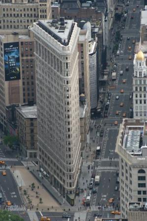 Flatiron Building: New York, État de New York, États-Unis