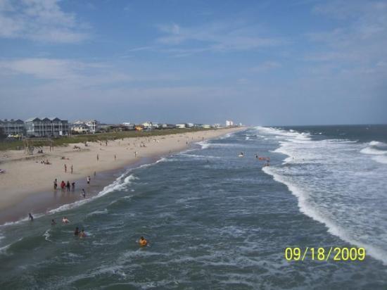 By The Pier Motel Kure Beach North Carolina