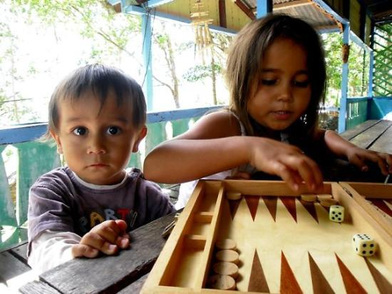 Young backgammon players - Picture of Banda Aceh, Aceh - TripAdvisor