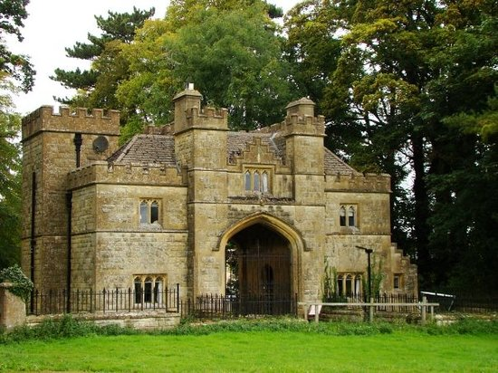 Entrance to Sudeley Castle