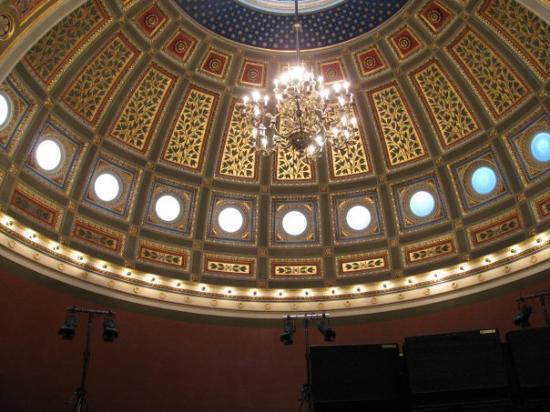 อุปซอลา, สวีเดน: Uppsala university hall