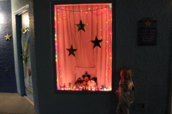 Sensational Window Of Our Hotel Room Kids Loved The Decorations Interior Design Ideas Inesswwsoteloinfo