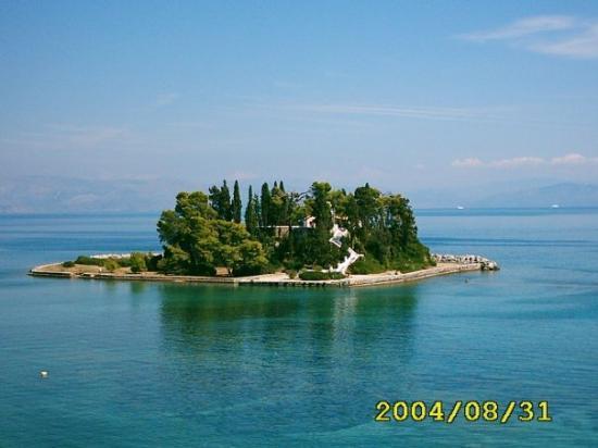 Korfos, Greece: Korfu