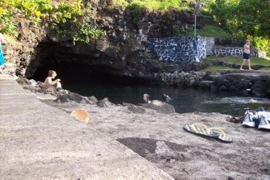 Apia, Samoa: piula