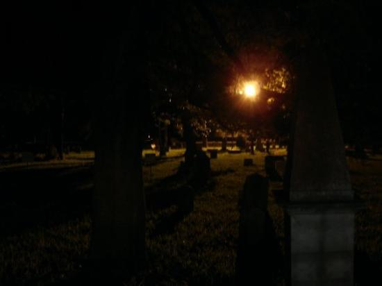"A Ghostly Experience Walking Tour: ""A Ghostly Experience"" ghost tour"