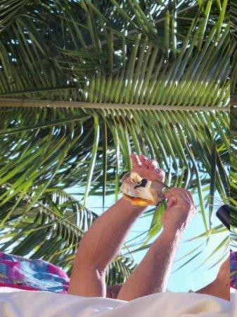 Treasure Cay, Great Abaco Island: Raw Conch, Eleuthra