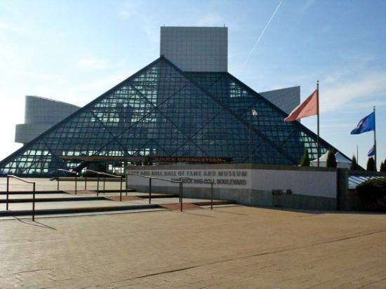 Rock & Roll Hall of Fame: Sadly... this was my first visit!  I never did go before I moved to Florida.