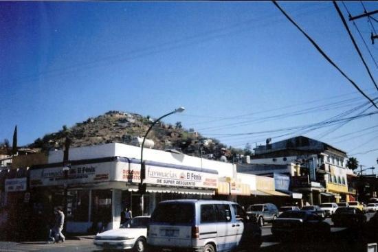 Bilde fra Nogales