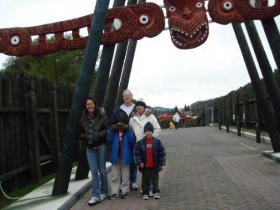 Bilde fra Rotorua