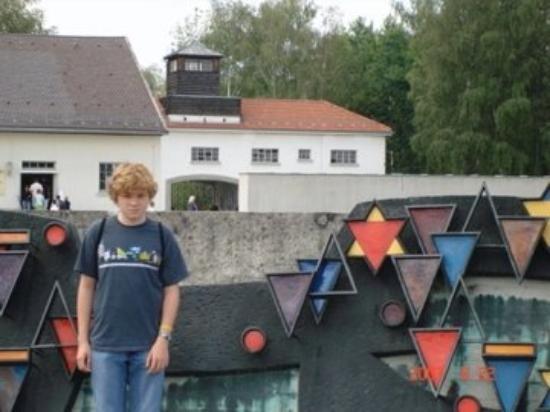 Dachau, Tyskland: Dacau, a very sad place.