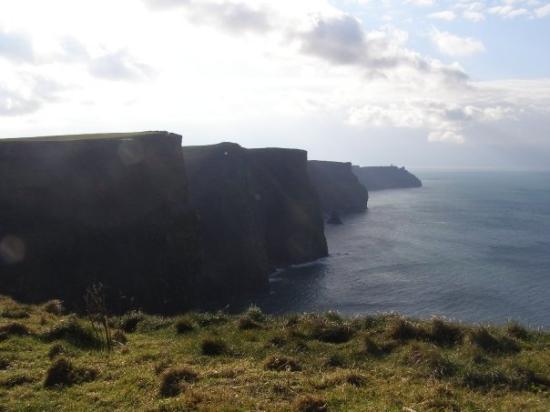 Ballyvaughan, Irland: Cliffs of Moher....wow!!