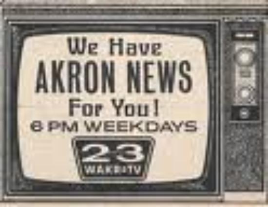 Bilde fra Akron