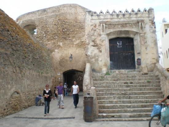 Tanger, Marokko: Medina de Assilah