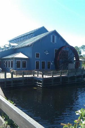 Disney's Port Orleans Resort - Riverside: The Restaurant