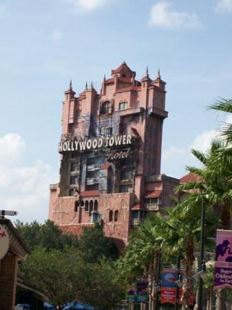 Disney's Hollywood Studios: Helena and I survived the Tower of Terror @ MGM