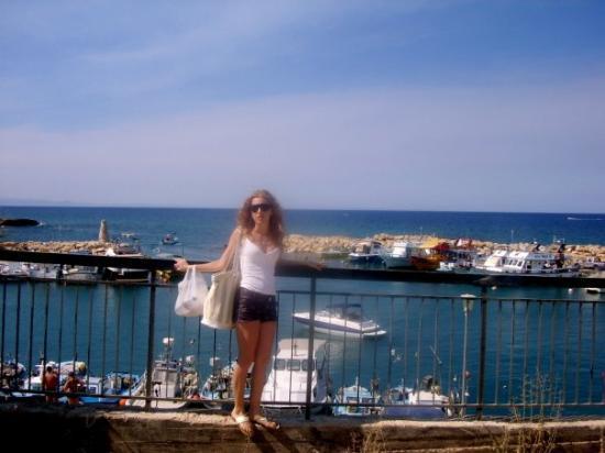 portul din protaras