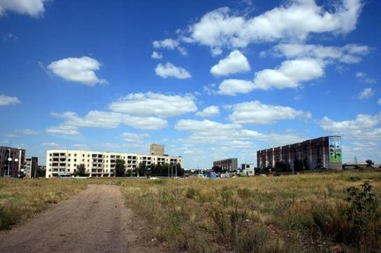 Karaganda, Kasakhstan: © einHait