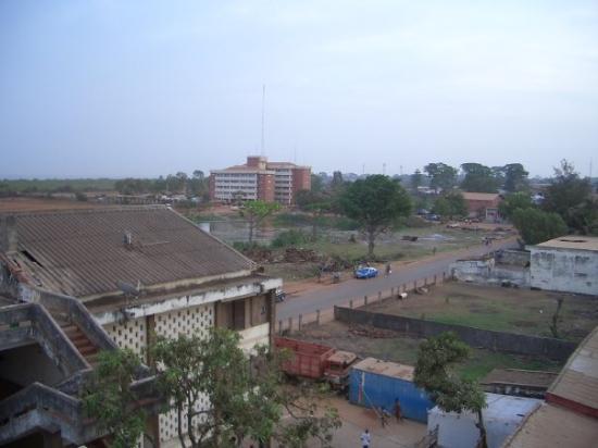 Views of Guinea-Bissau, Africa