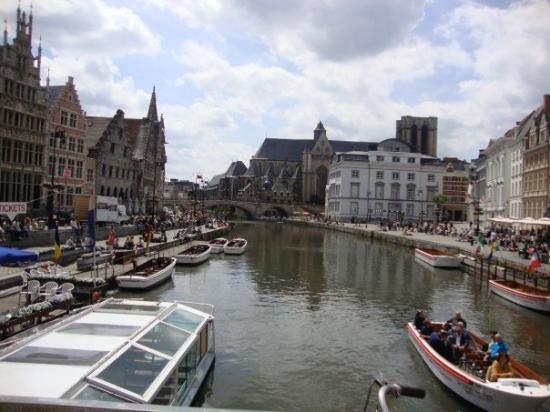 กราสเลและโคเรนไล: Ghent